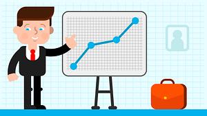 e-commerce wykres sprzedaży