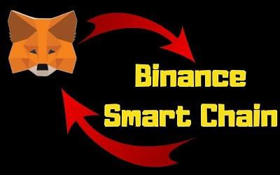 Metamask jak połączyć z Smart Chain Binance