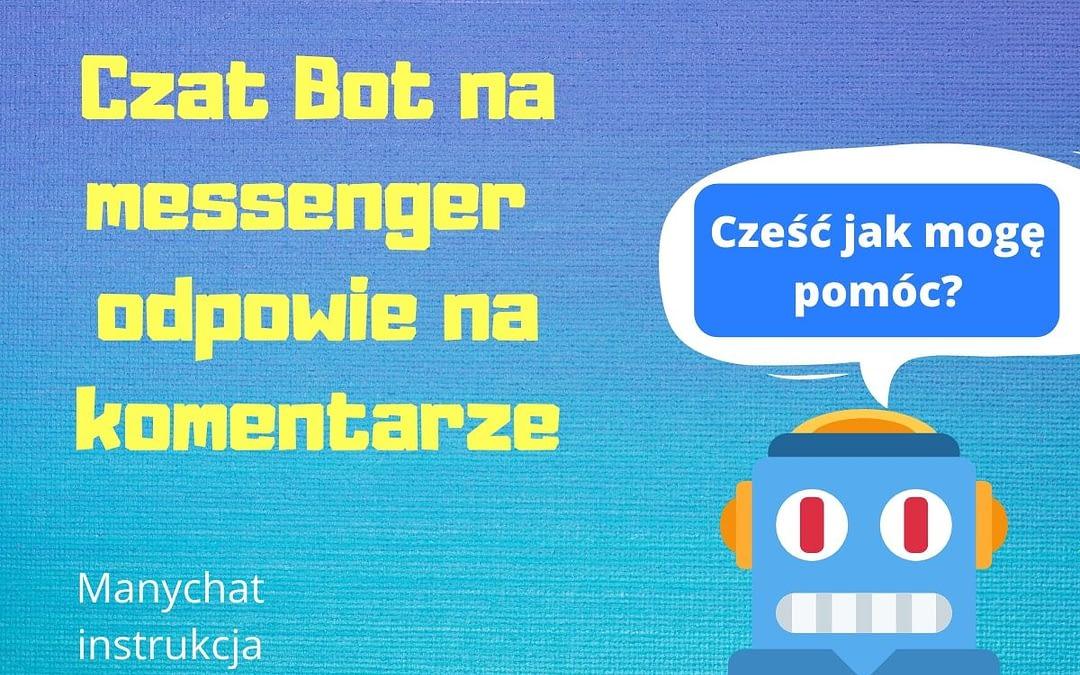 Automatyczna odpowiedz na komentarz pod postem fanpage to Skarb! Uruchom dzięki ManyChat
